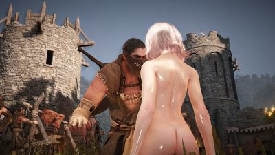 Black Desert Witch Nude 1 - part 2