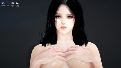 Black Desert Sorceress